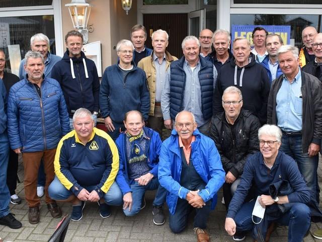 Stimmungsvolles Treffen der Legenden des SV Atlas und des VfB Oldenburg