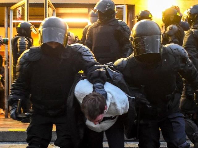 Russland: Hunderte Festnahmen bei Demos für Nawalny