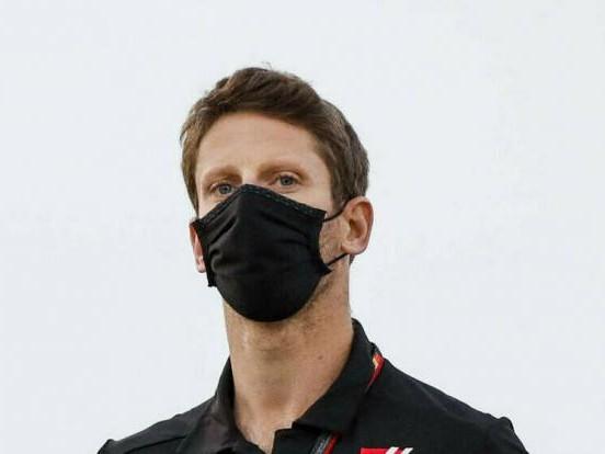 Formel 1: Nach verheerendem Crash: Romain Grosjean zeigt verbrannte Hand
