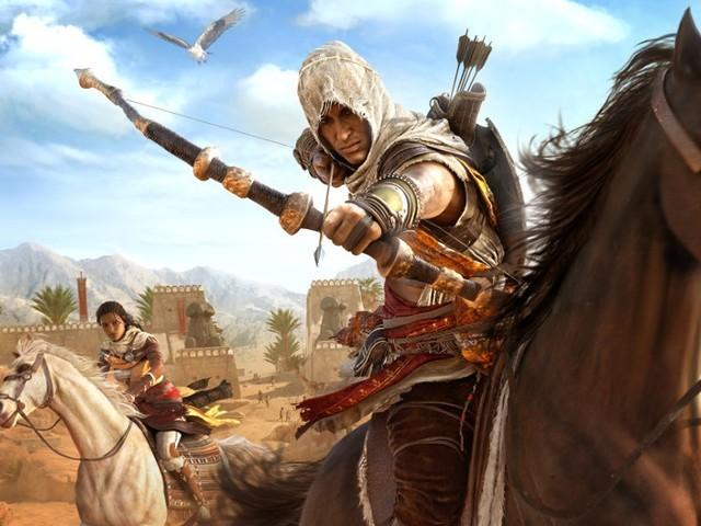 Assassin's Creed Origins: Termine für DLC 1 - Die Verborgenen und die Entdeckungstour