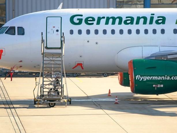Insolvenzverwalter: Rettung der insolventen Airline Germania geplatzt