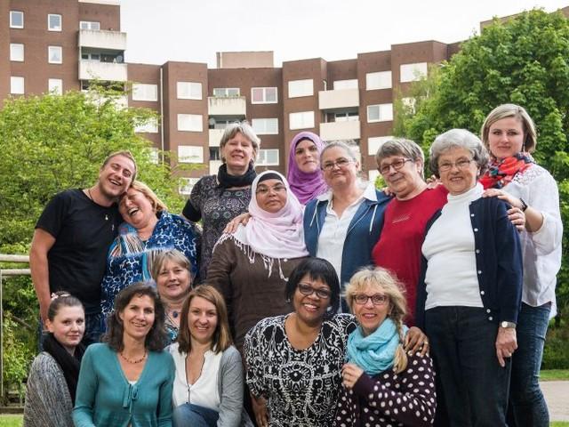 Projekt gegen häusliche Gewalt: Die Nachbarschaft schützt mich