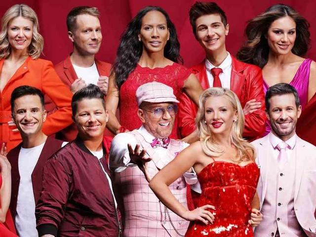"""Staffelauftakt bei """"Let's Dance"""": Die Promis bitten wieder zum Tanz"""