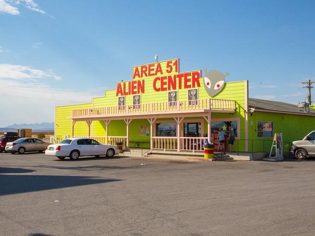 """Storm Area 51"": Ansturm auf US-Basis bei Facebook geplant"