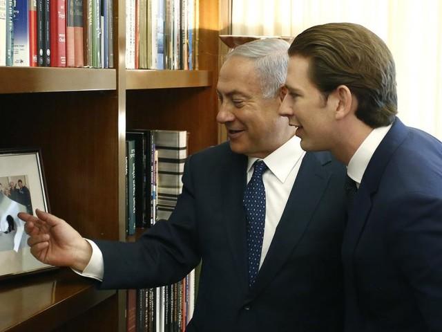"""Österreich-Israel: """"Wahre Freunde"""", aber was kommt jetzt?"""