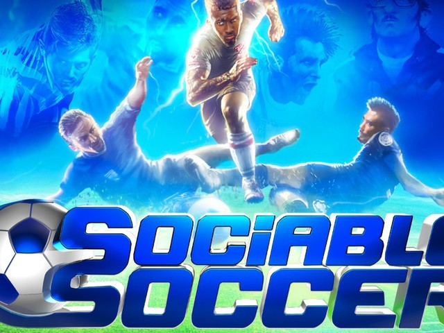 "Sociable Soccer - Early-Access-Start: ""Arcade-Gegenmittel zu den großen"" Fußball-Simulationen"