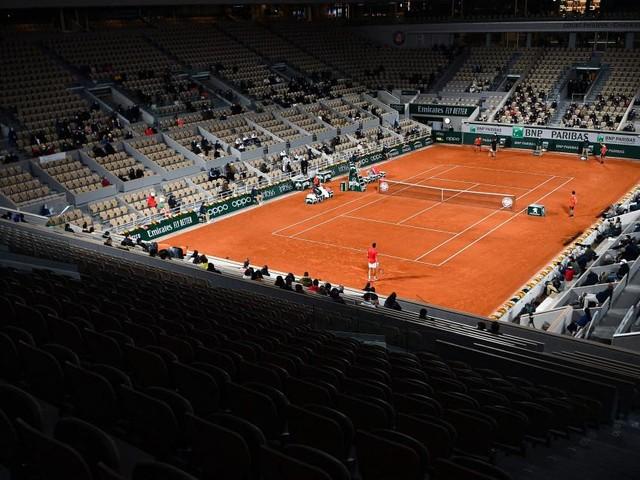 Frankreich erlaubt mehr Zuschauer bei den French Open