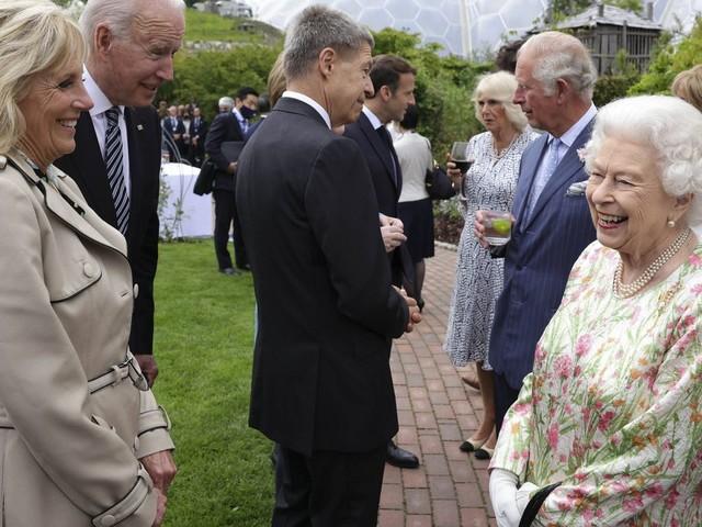 Joe Biden bei Queen Elizabeth II.: Wo die Fettnäpfchen stehen