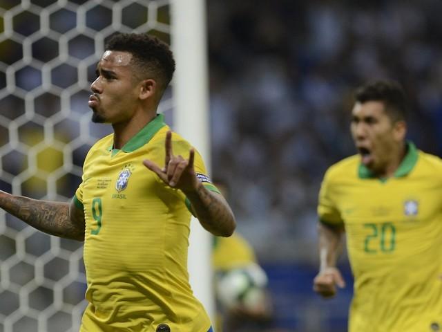 Mit Jesus im Bunde: Brasilien wirft Argentinien aus der Copa