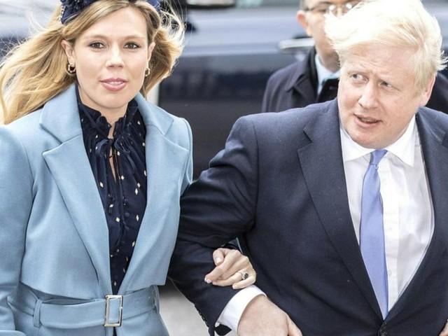 Boris Johnson: Hat er heimlich seine Verlobte Carrie geheiratet?