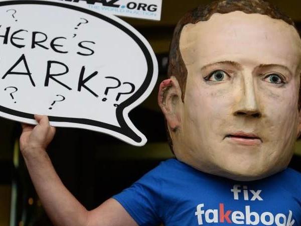 Druck auf Zuckerberg: London: Politiker veröffentlichen interne Facebook-Dokumente