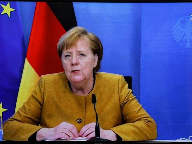 """""""Britisches Virus"""": Merkel rechnet mit Lockdown bis Ostern"""