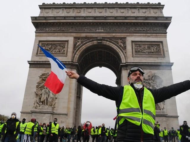 """Pariser Ökonom zu """"Gelbwesten""""-Protesten: """"Die untere Mittelschicht hat immer weniger Geld zum Leben"""""""