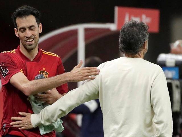 Die Krise von Barcelona zeigt sich auch beim spanischen Team