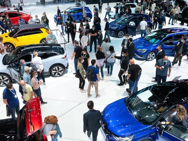 Mehr als 400.000 Besucher: Autobranche wertet IAA Mobility in München als Erfolg