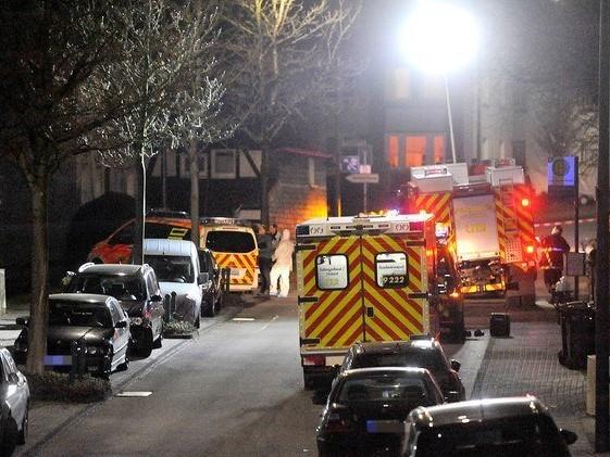 Leiche auf offener Straße entdeckt – neben ihr war eine große Blutlache