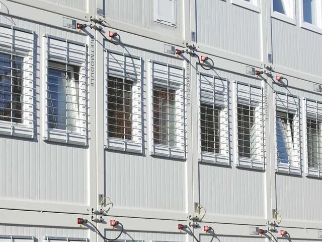 Container als Mietwohnung: Dreistes eBay-Angebot sorgt für Furore