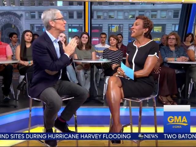 Tim Cook spricht über das iPhone X, iOS 11 und Steve Jobs [Video]