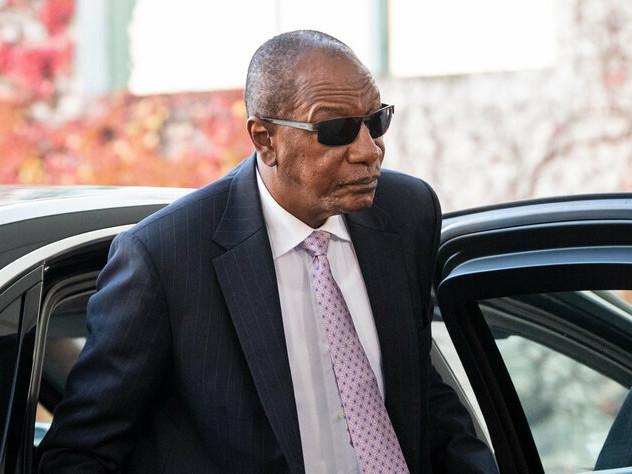 Präsidentschaftswahl in Guinea: Sieg mit Unruhen