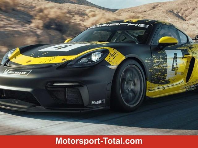 Porsche 718 Cayman GT4 Clubsport 2019: Ausblick auf die Straßenversion