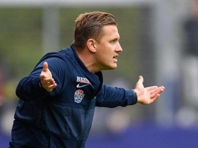 2. Liga: Ligaschlusslicht Aue trennt sich von Trainer Shpileuski