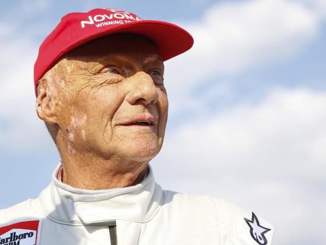 Requiem für Niki Lauda: Abschied von einem Weltstar