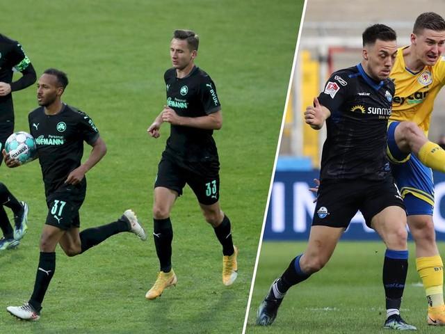 Kompakt: Aufholjagd reicht Fürth nicht zum Sieg - Braunschweig mit Remis