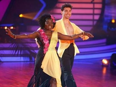 """""""Let's Dance"""": Auma Obama tanzt trotz aller Schicksalsschläge weiter"""