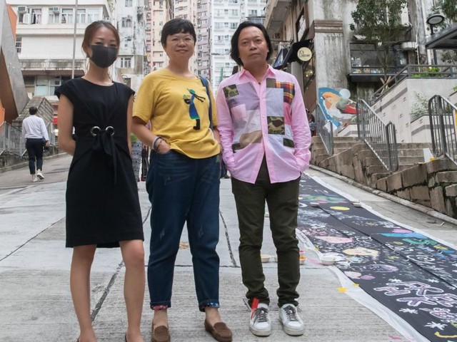 """Gebetswanderung"" als Protest: Wie Hongkonger dem Demoverbot trotzen"