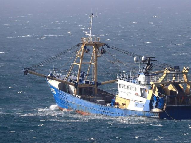Brexit-Streit: Frankreich setzt britisches Fischerboot fest