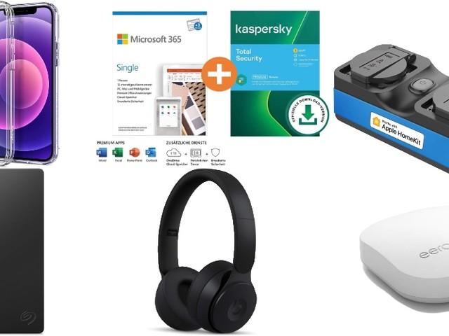 Amazon Blitzangebote: Rabatt auf FIFA 21, Office 365, HomeKit Outdoor Steckdosen, eero WLAN Mesh, 1TB + 5TB ext. Festplatte und mehr