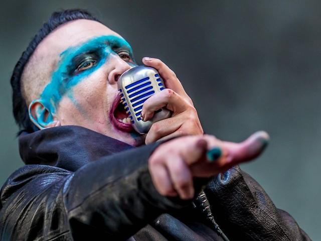 Frau erwähnt verstörendes Video: Neue Vorwürfe gegen Marilyn Manson