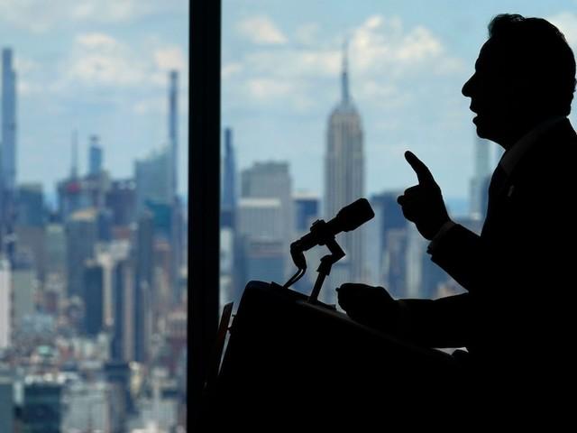 Andrew Cuomo - Bekannter Trump-Gegner: New Yorks Gouverneur soll mehrere Frauen sexuell belästigt haben