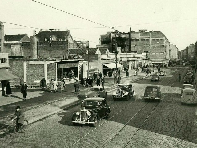 Mönchengladbach im Wandel der Zeit: Über die Hindenburgstraße durch die Jahrzehnte