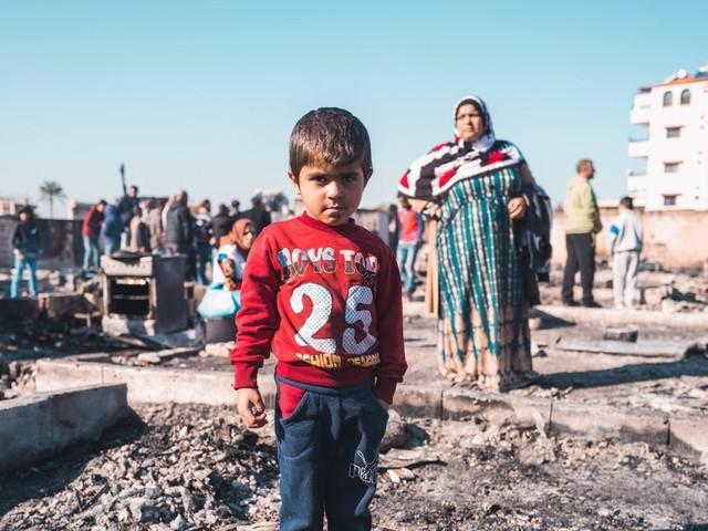 Trauriger Rekord:Mehr als 82 Millionen Menschen auf der Flucht