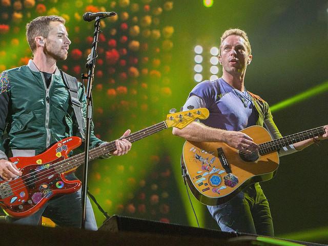 Coldplay: Chris Martin singt mit BTS auf koreanisch