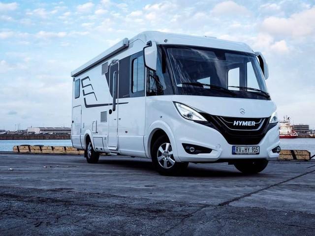 Luxus-Wohnmobil von Hymer im Test: So glamourös ist Camping damit wirklich