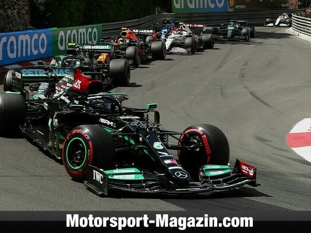 Formel 1, Hamilton nach P7 bedient: Mercedes richtig schlecht
