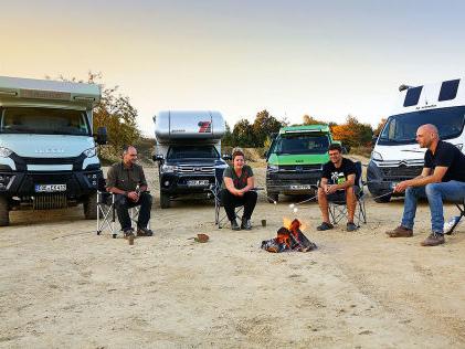 Allradler: Wohnmobil-Test Wenn die Wildnis ruft