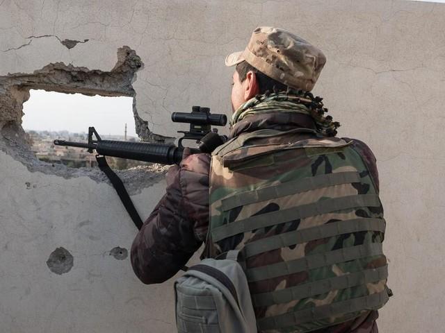Ausländische IS-Kämpfer in Syrien:Was kann Europa tun?