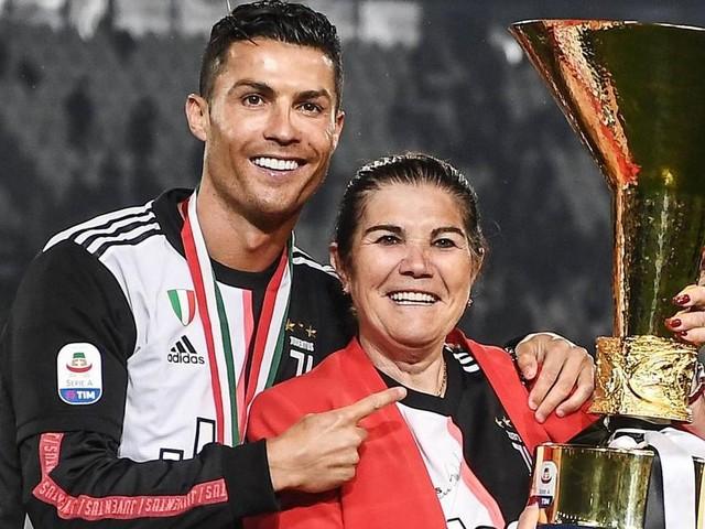 Cristiano Ronaldo erteilt seiner Mutter Stadionverbot