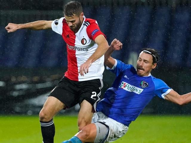 Wut über Elfer: Feyenoord-Fans attackieren WAC-Spieler Wernitznig