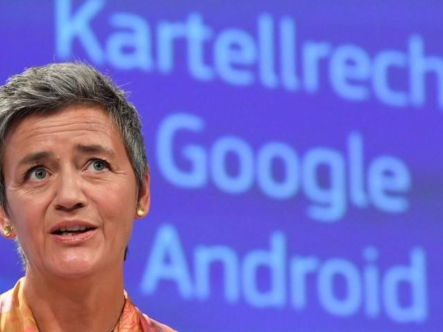 Google vs. EU: Das Android-Verfahren geht mit einem Seitenhieb auf Apple in die nächste Runde