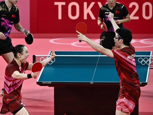 Nach 13 Jahren: Chinas olympische Tischtennis-Goldserie beendet