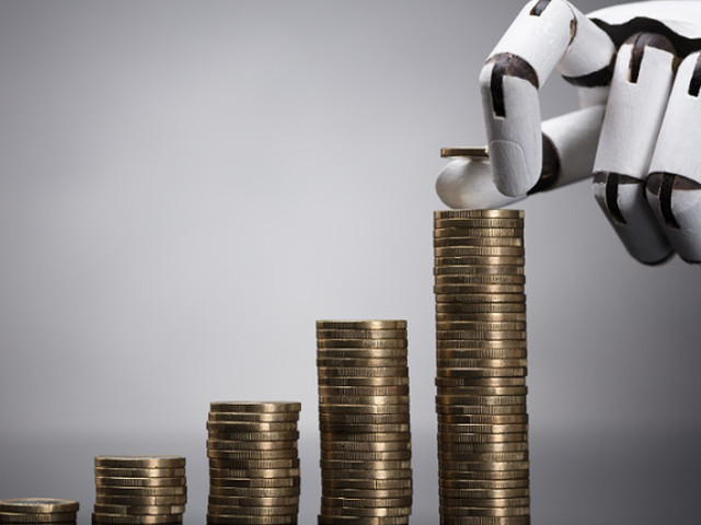 Sollten Roboter Steuern zahlen?