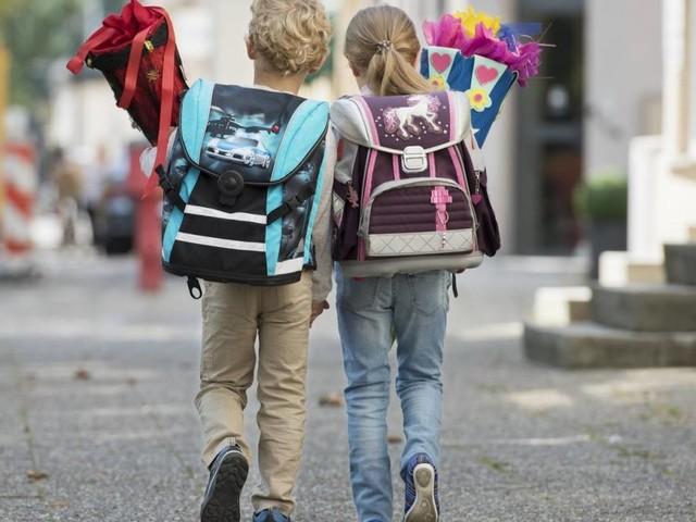 Raus aus den Ferien, die Schule in Oberösterreich beginnt