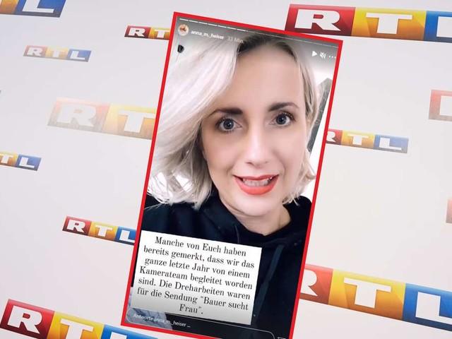 """""""Bauer sucht Frau"""" (RTL): Special enthüllt – so heißt das Baby von Annas und Gerald"""