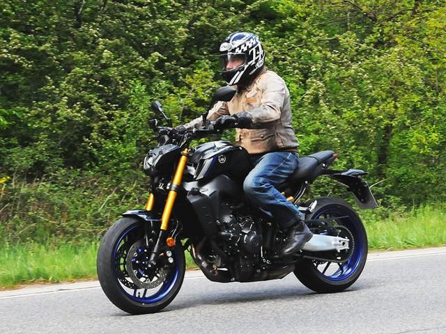 Nahe an perfekt: Die überarbeitete Yamaha MT-09 SP im Test