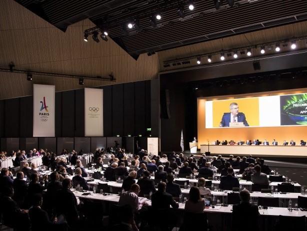 Olympische Spiele: IOC stimmt für Doppelvergabe an Paris und Los Angeles