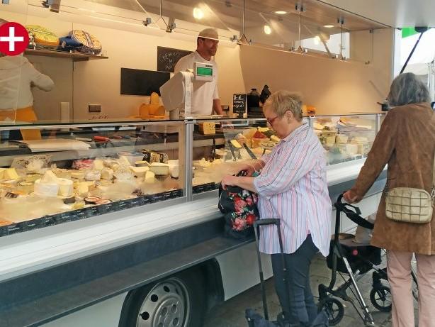 Freizeit: Wochenmarkt in Sundern: Ein bunter Frische-Mix
